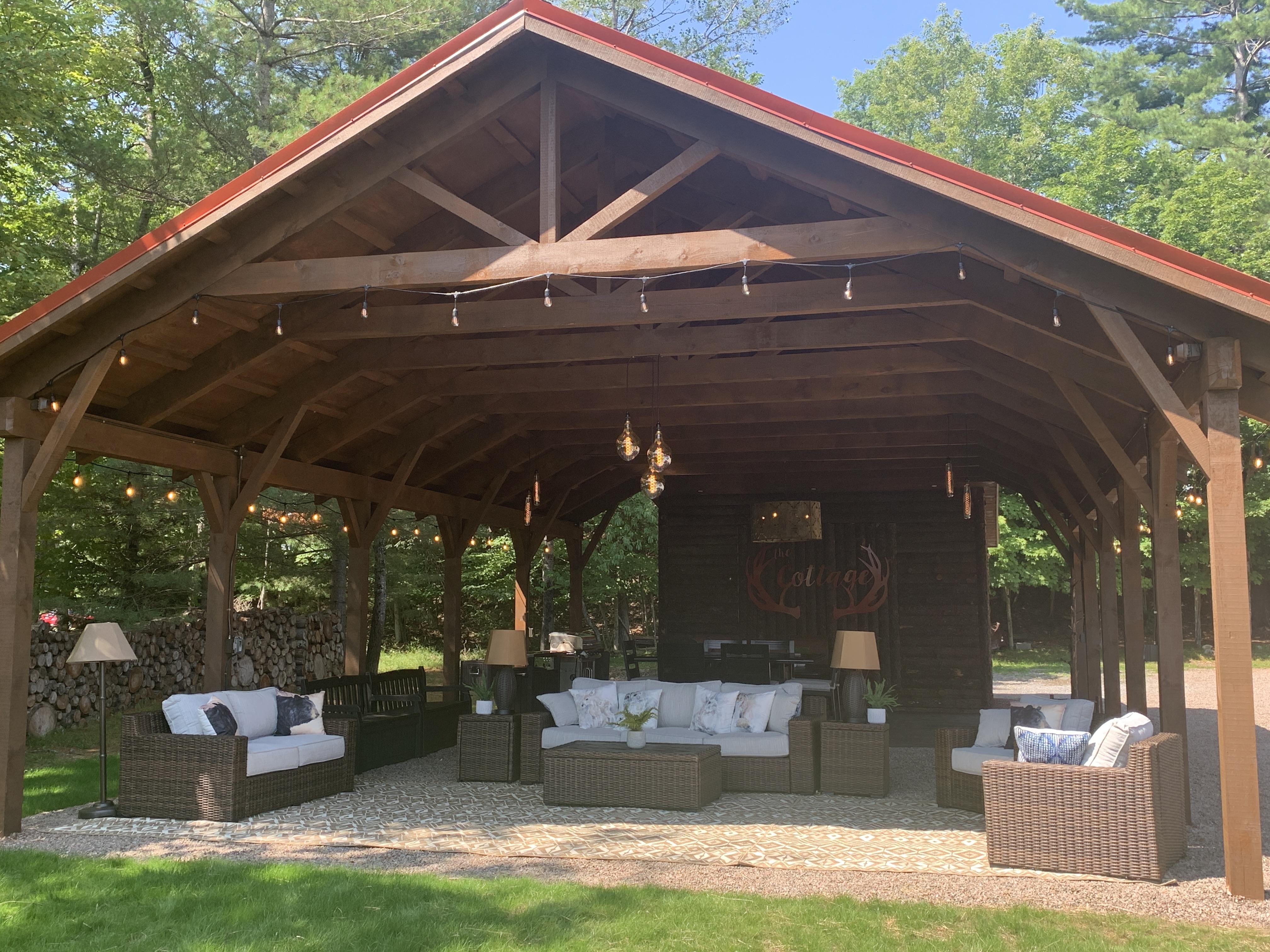 The Cottage Pavilion